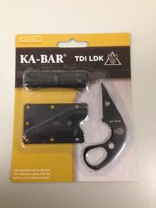 KA-BAR TDI LDK (Last Ditch Knife)